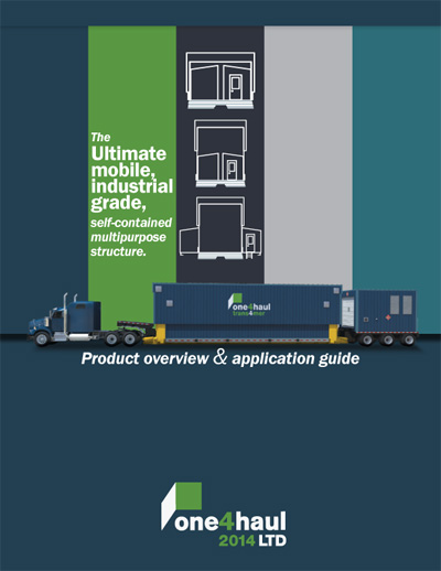 one4haul trans4mer brochure cover